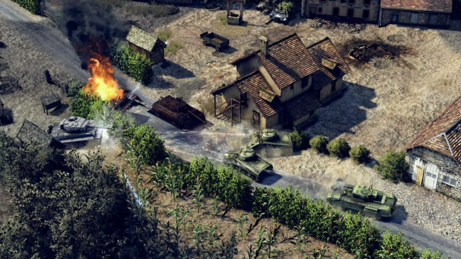 Sudden Strike 4 Screenshot 8