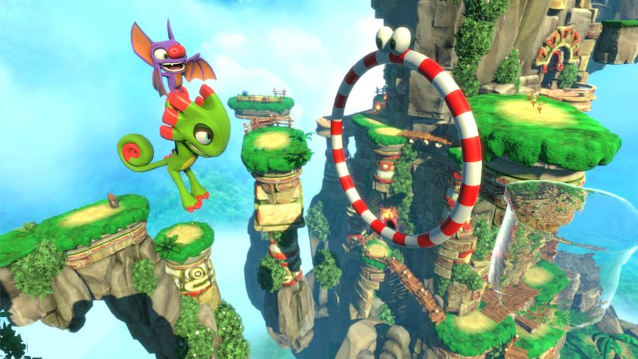 Yooka Laylee Screenshot 8