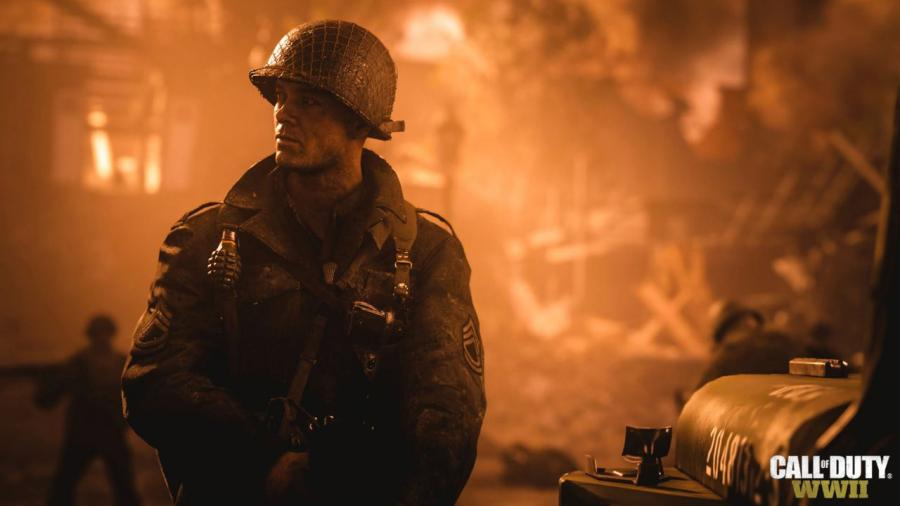 Call of Duty WW2 [VPN Version] Screenshot 4
