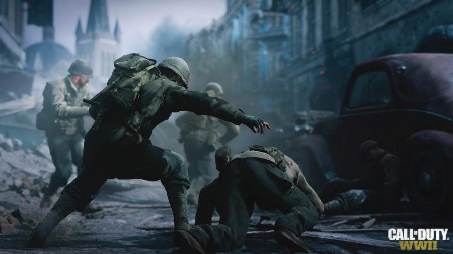 Call of Duty WW2 [VPN Version] Screenshot 5