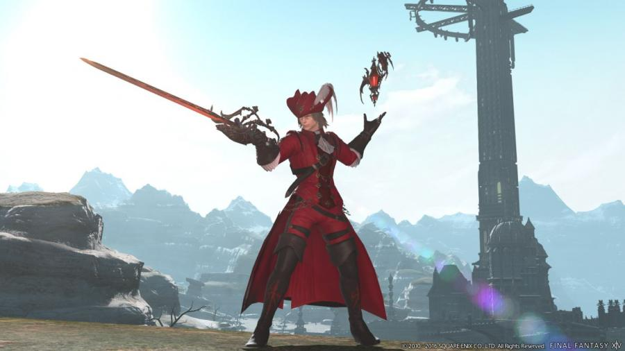Final Fantasy XIV - Stormblood (Addon) Screenshot 1