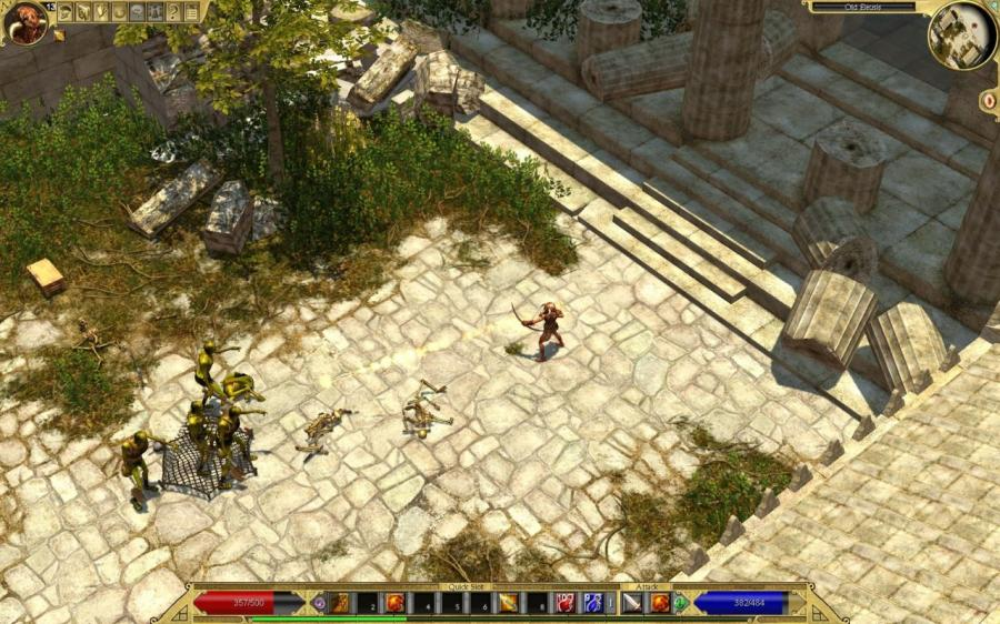 Titan Quest - Anniversary Edition Screenshot 8