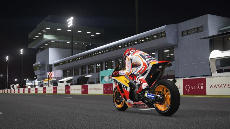 MotoGP 17 Screenshot 1