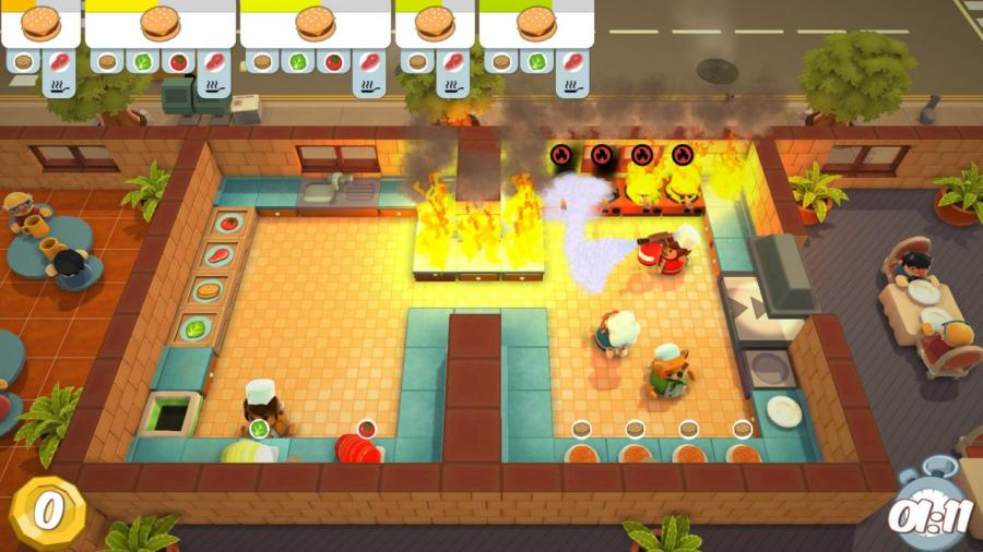 Overcooked Screenshot 6