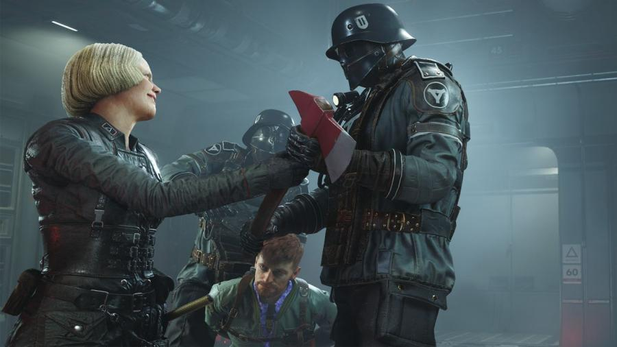 Wolfenstein II - The New Colossus DE/AT Key Screenshot 2
