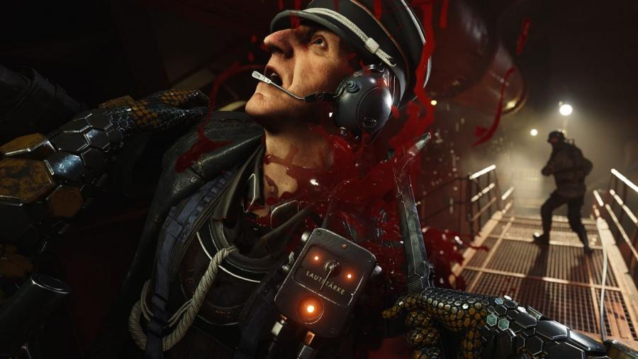 Wolfenstein II - The New Colossus DE/AT Key Screenshot 5