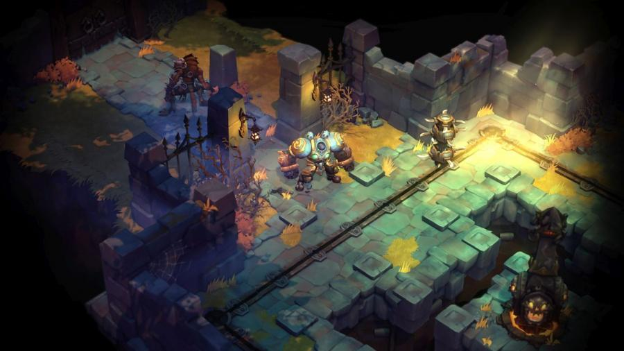 Battle Chasers - Nightwar Screenshot 1