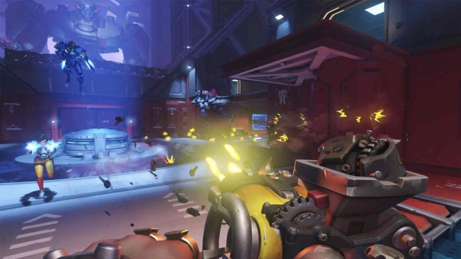Overwatch - Standard Edition Screenshot 2