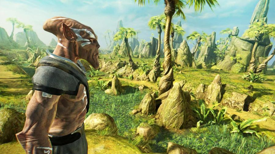 Outcast - Second Contact Screenshot 5