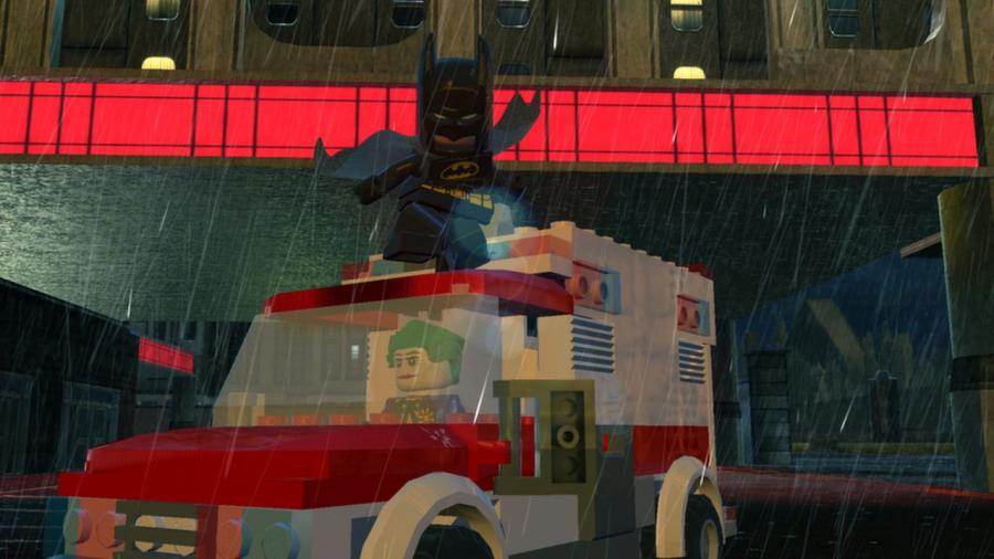 LEGO Batman Trilogy Screenshot 9
