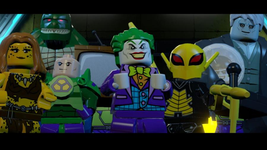 LEGO Batman Trilogy Screenshot 5