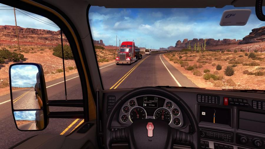 American Truck Simulator - Gold Edition Screenshot 2