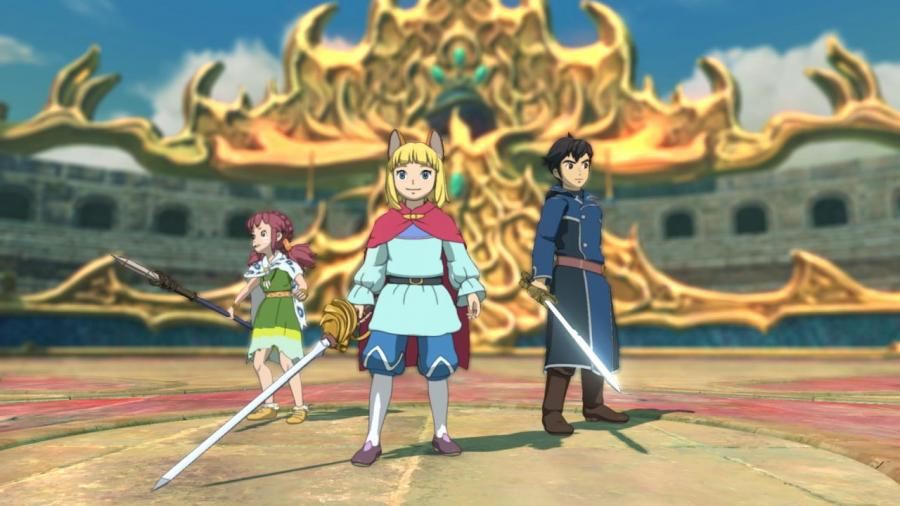 Ni No Kuni II - Revenant Kingdom Screenshot 4