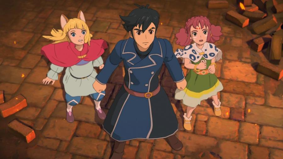 Ni No Kuni II - Revenant Kingdom Screenshot 1