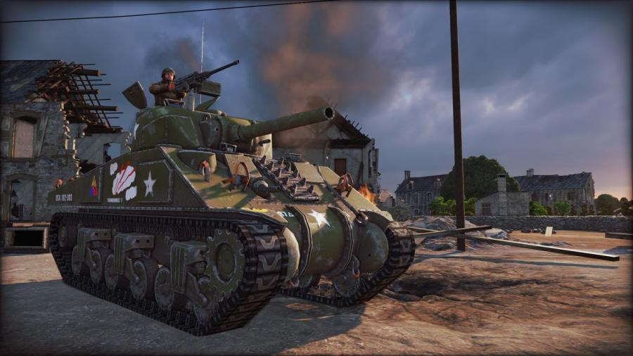 Steel Division Normandy 44 - Second Wave DLC Screenshot 3