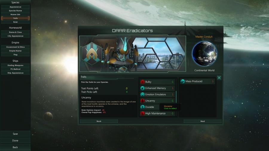 Stellaris - Synthetic Dawn Story Pack (DLC) Screenshot 8
