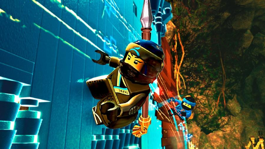 The LEGO Ninjago Movie Video Game Screenshot 3