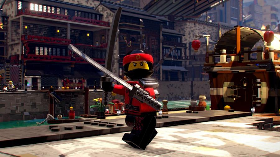 The LEGO Ninjago Movie Video Game Screenshot 5