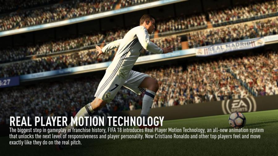 FIFA 18 Ronaldo Edition - Xbox One Download Code Screenshot 3
