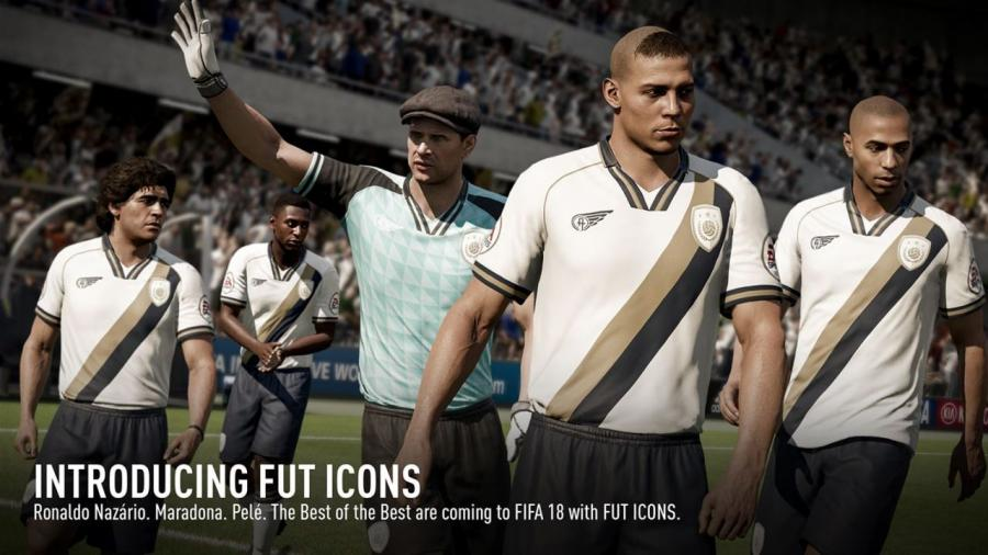 FIFA 18 Ronaldo Edition - Xbox One Download Code Screenshot 2