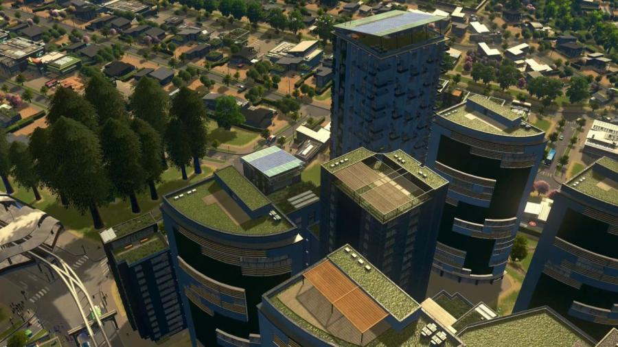 Cities Skylines - Green Cities DLC Screenshot 6