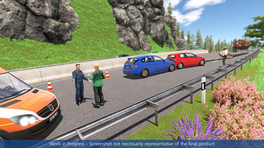 Autobahn Polizei Simulator 2 Screenshot 6