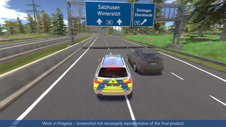 Autobahn Polizei Simulator 2 Screenshot 2