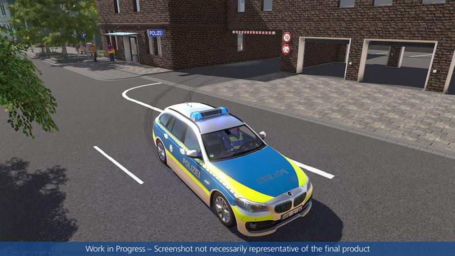 Autobahn Polizei Simulator 2 Screenshot 1