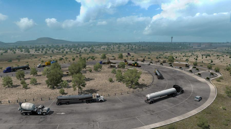 American Truck Simulator - New Mexico (DLC) Screenshot 9