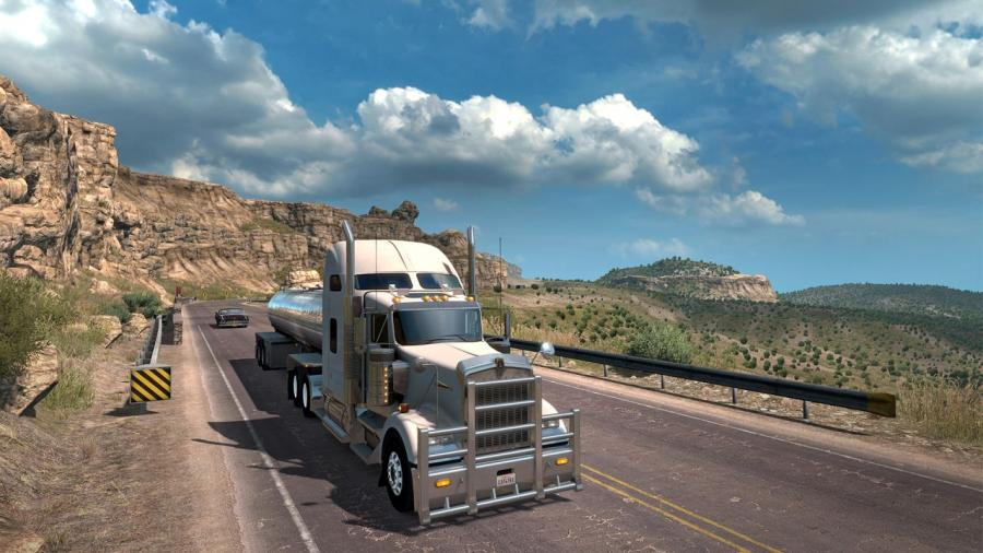 American Truck Simulator - New Mexico (DLC) Screenshot 2