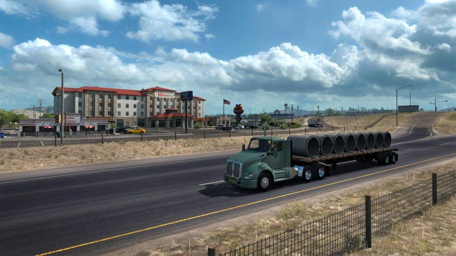 American Truck Simulator - New Mexico (DLC) Screenshot 5
