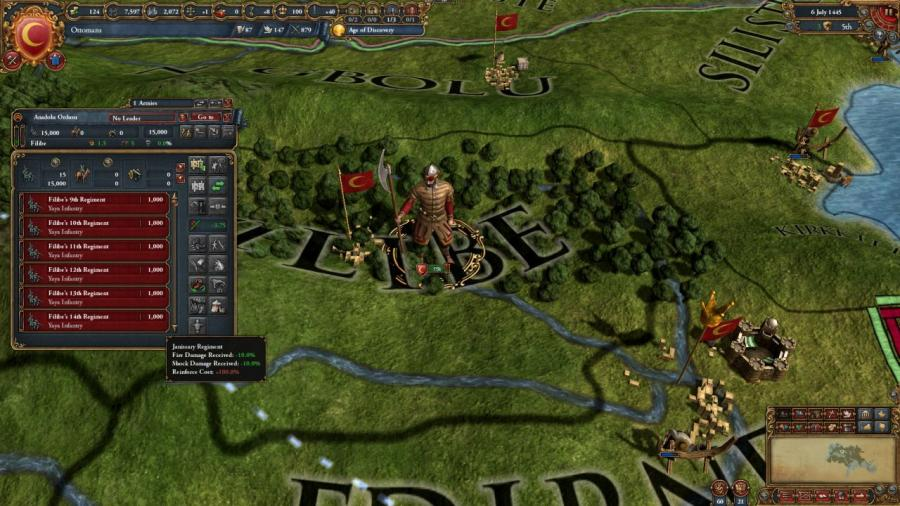 Europa Universalis IV - Cradle of Civilization (DLC) Screenshot 5