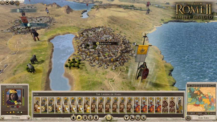 Total War Rome II - Empire Divided (DLC) Screenshot 8