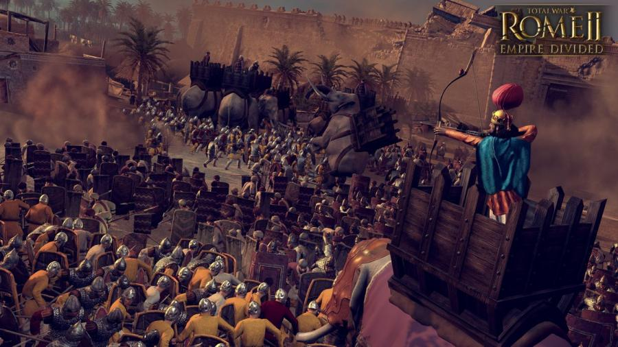 Total War Rome II - Empire Divided (DLC) Screenshot 2