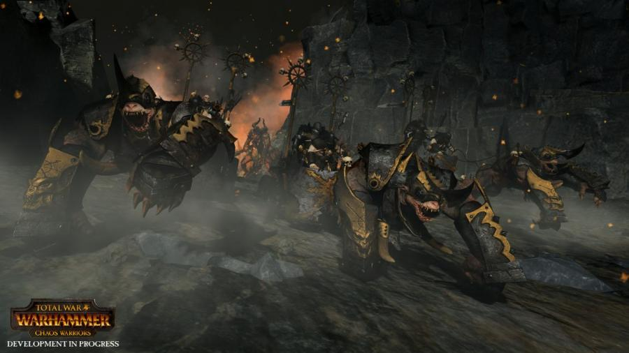 Total War Warhammer - Chaos Warriors (DLC) Screenshot 3