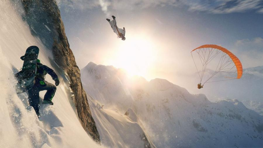 Steep - Xbox One Download Code Screenshot 1