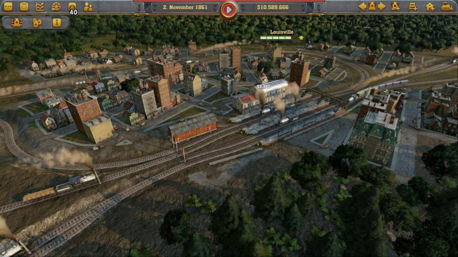 Railway Empire Screenshot 4