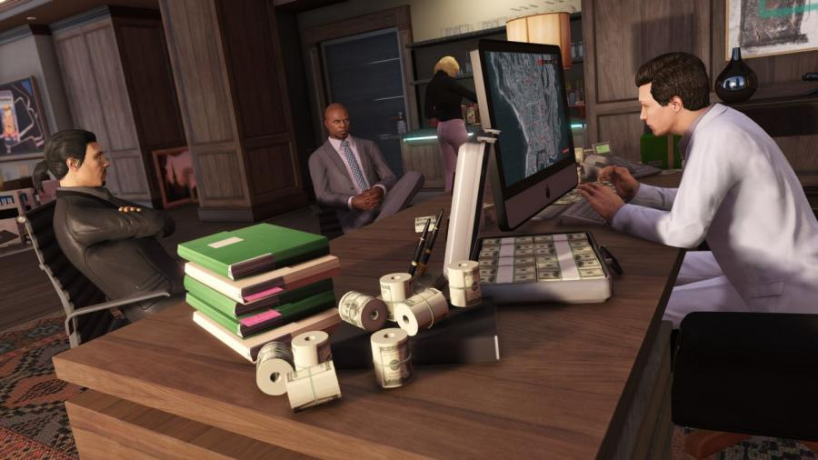 GTA 5 + Criminal Enterprise Starter Pack Bundle Screenshot 2