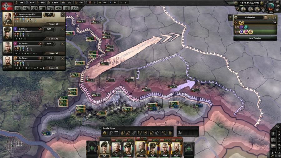 Hearts of Iron IV - Waking the Tiger (DLC) Screenshot 7