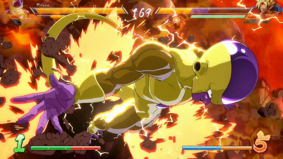 Dragon Ball FighterZ - FighterZ Pass Screenshot 4