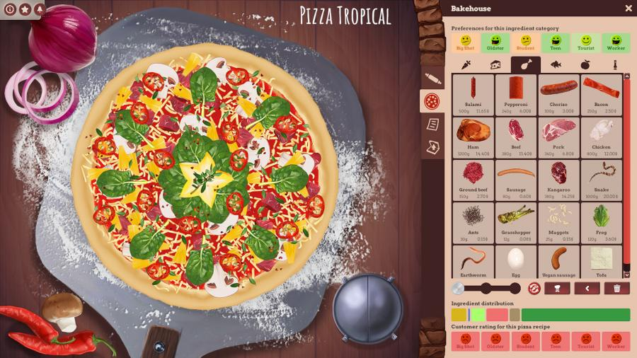Pizza Connection 3 Screenshot 2