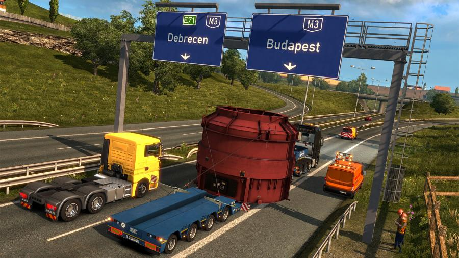 Euro Truck Simulator 2 - Cargo Bundle (DLC) Screenshot 7