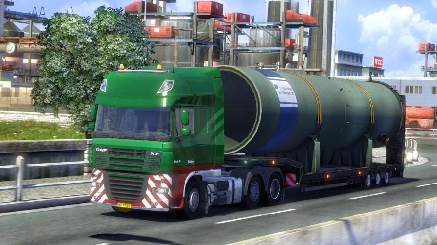 Euro Truck Simulator 2 - Cargo Bundle (DLC) Screenshot 2