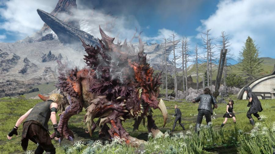 Final Fantasy XV - Windows Edition Screenshot 4