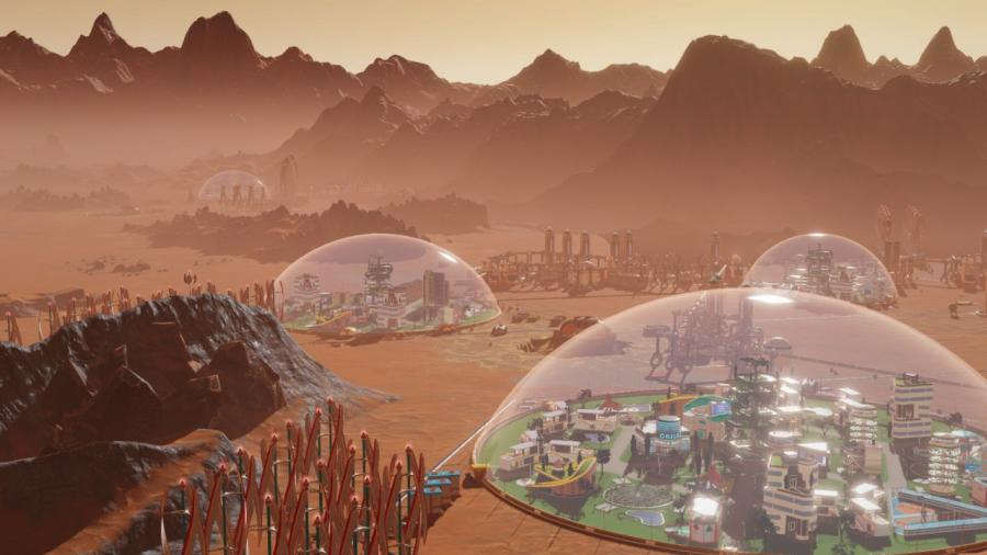 Surviving Mars Screenshot 4