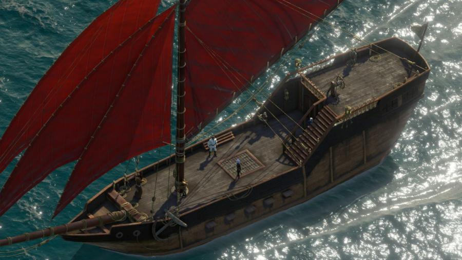 Pillars of Eternity II - Deadfire (Deluxe Edition) Screenshot 4