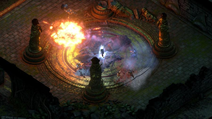 Pillars of Eternity II - Deadfire (Deluxe Edition) Screenshot 2