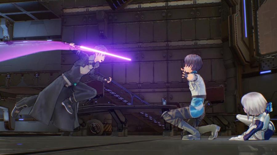 Sword Art Online - Fatal Bullet (Deluxe Edition) Screenshot 2