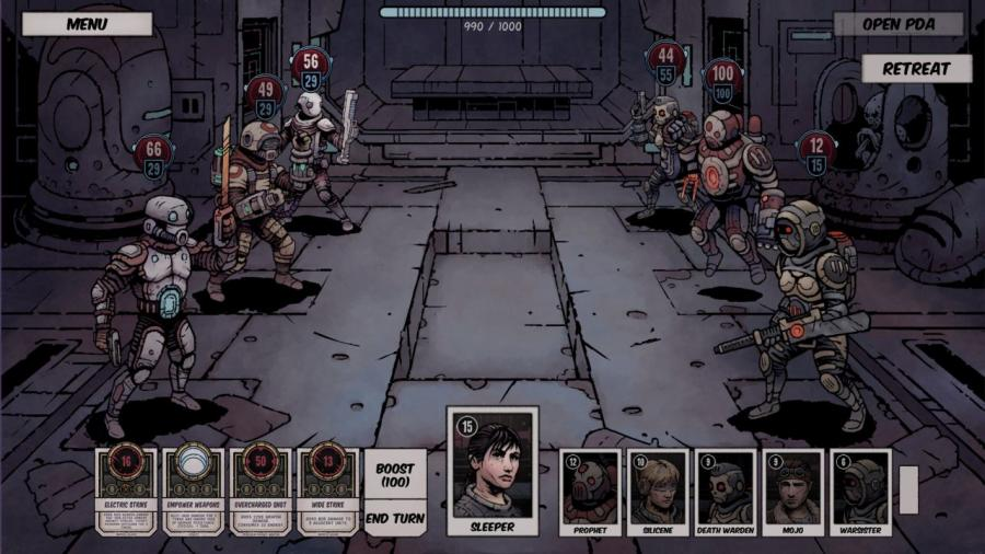 Deep Sky Derelicts Screenshot 2