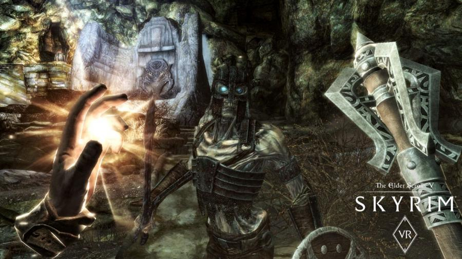 The Elder Scrolls V - Skyrim VR Screenshot 4